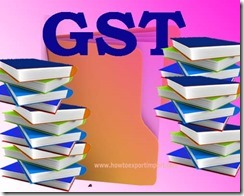 GST on short supplied goods and services by nature