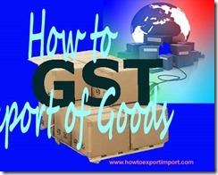 GST payable for Steel articles and Iron Articles