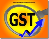 GST taxable rate on purchase or sale of Base metal rods, wire, plates, electrodes