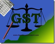 GST imposed rate on purchase or sale of Chassis fitted with engines.