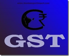 GST payable rate on Printing ink, writing or drawing ink business