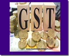 GST percentage on purchase or sale of Harvesting machinery and threshing machinery