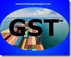 GST levied rate on Umbrella parts, seat-sticks accessories, whips parts, riding-crops, and umbrella parts under HSN 6603 business