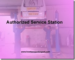 GST slab for Authorised Service Stations for Motor Vehicles Repairs or servicing
