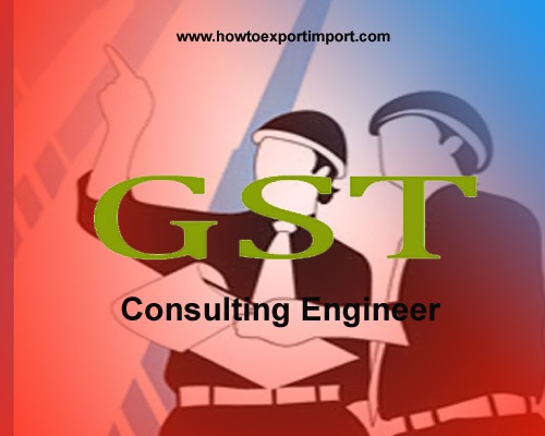 Gst Rate For Consulting Engineering Services