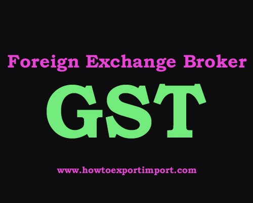 Foreign exchange broker rates