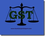 GST scheduled rate on sale or purchase of Instruments and apparatus for measuring