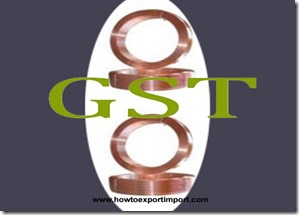 GST rate payable for sale of Base metal mountings, filing cabinets, of base metal falls