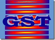 GST scheduled rate on purchase or sale of Lay figures and Dummies