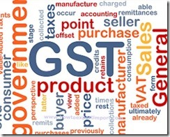 GST service code numbers on Accommodation, Food and beverage services