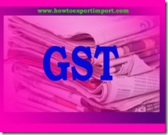 GST slab rate against Advertisement for sale of Space or Time Services