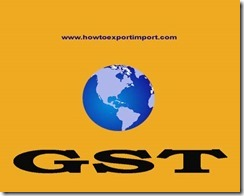 GST slab rate on Cotton sewing thread