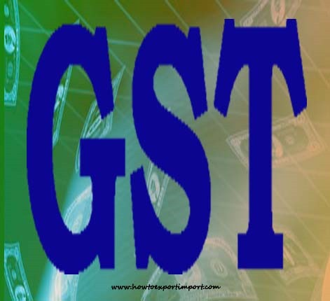 GST slab rate on Dry fruits business