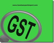 GST rate on purchase or sale of Oscilloscopes, spectrum analysers and other instruments and apparatus