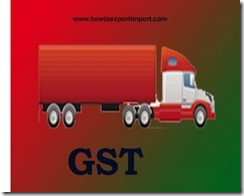 GST slab rate on Sacks and bags