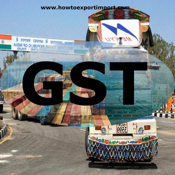 land gst rate in india notification