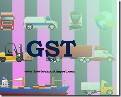 GST slab rate on sale or purchase of Vinegar and substitutes