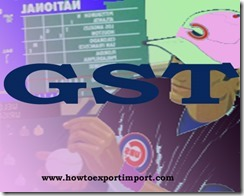 GST tariff rate for Services of accommodation in hotels, inns, cubs, guest houses
