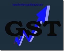 GST taxable rate on Fabrics of wool or of animal hair business