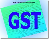 GST scheduled rate on Carbon fibres, carbon fibre articles business