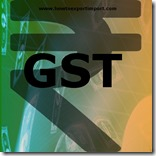 GST levied rate on purchase or sale of Bricks of fossil meals or similar siliceous earths