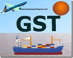GST under movement of Goods from a Job worker to customer in India