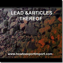 78 LEAD ARTICLES THEREOF