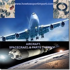 88  AIRCRAFT, SPACECRAFT