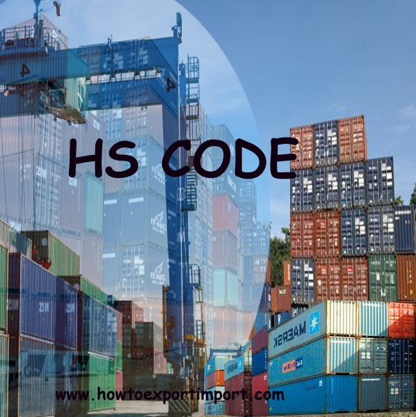 HS CODE Chapter 94 FURNITURE, BEDDING, CUSHIONS, LAMPS
