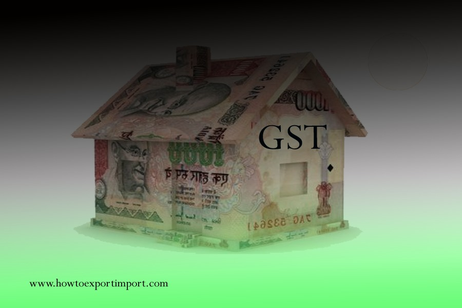 how to pay gst on imported goods