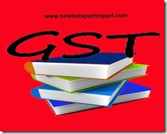 How much rate of GST for printed books, newspapers, pictures etc
