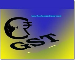 How to differentiate GSTR1 and GSTR 7