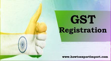 How to retrieve password under GST registration online in India