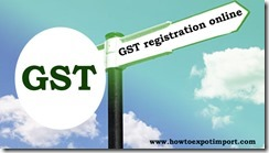 How to retrieve user name under GST registration online in India