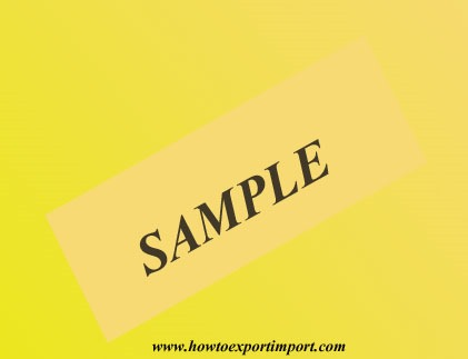 How to send export samples to foreign buyer? Tips to send samples to