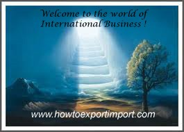 how to start an import export business