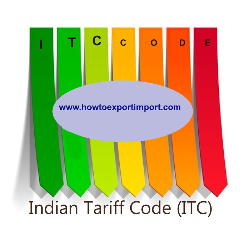 ITC (Indian Tariff Code) for TOYS, GAMES and SPORTS ...