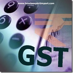Impact of GST on imports in India