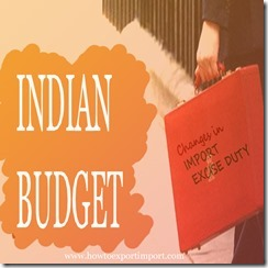 Import Excise duty changes on mobile handsets and cellular phone,Budget 2015-16