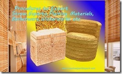 46 MANUFACTURES  OF STRAW, ESPARTO, OR OTHER PLAITING MATERIALS, BASKETWARE ,WICKERWORKs