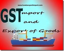 Input Service Distributor under GST in India