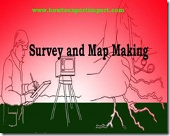 Is GST applicable for Survey and map making service