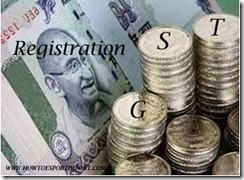 Is digital signature option available under registration of GST in India