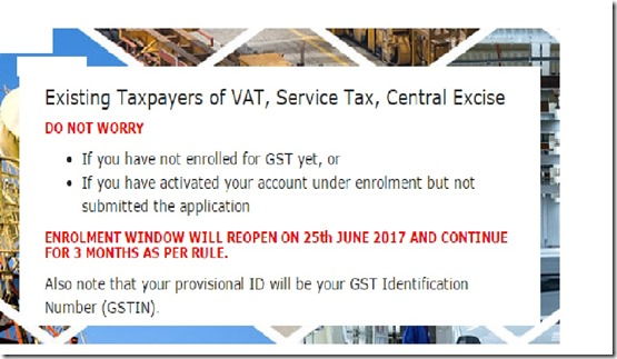 GST Last date for registration