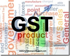 Levy and Collection of GST under UTGST Act 2017, sec 7
