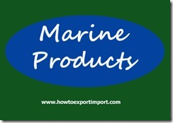 Marine Products export promotion council