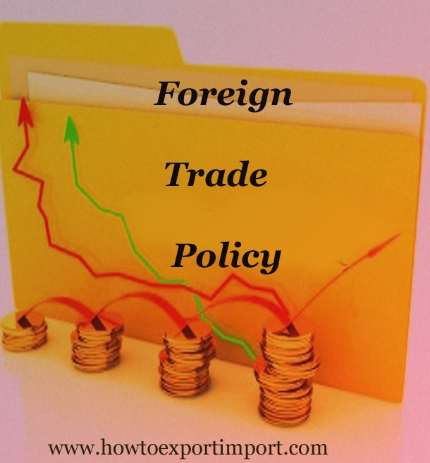 Forex policy of india
