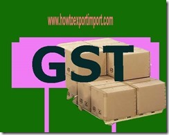 Migration procedures for existing VAT payers to GST online in India