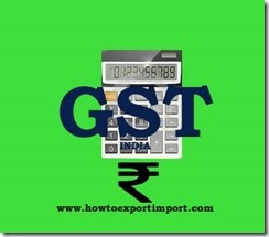 Nil rate of GST on sale of Custard-apple or ata