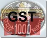 Nil tariff GST on Services by way of transfer of a going concern